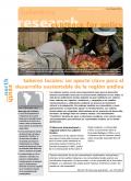 Cover: Serie Evidence for Policy, Edición Regional de Sudamérica, No.6