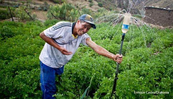 Foto: Enrique Castro / Diakonía