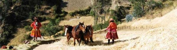 Paisaje de Huaraz