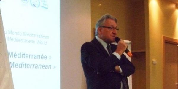 Dr. Jean-François Donzier, Director General de la Oficina Internacional del Agua, Francia